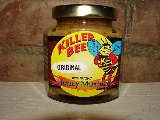Whole seed original honey mustard 22725